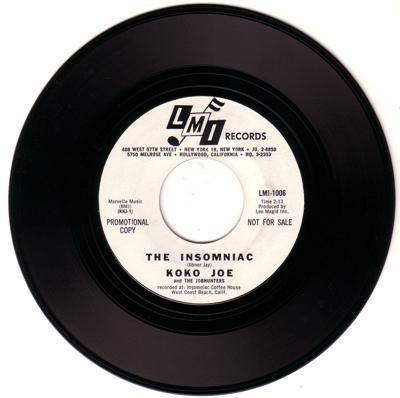 Image for The Insomniac/ I Wanna Job