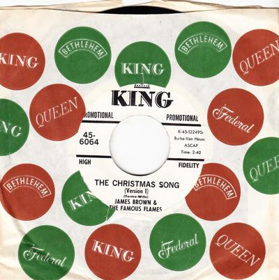 The Christmas Song/ The Christmas Song Version 2