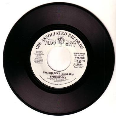 Image for The Big Beat/ Same: Instrumental