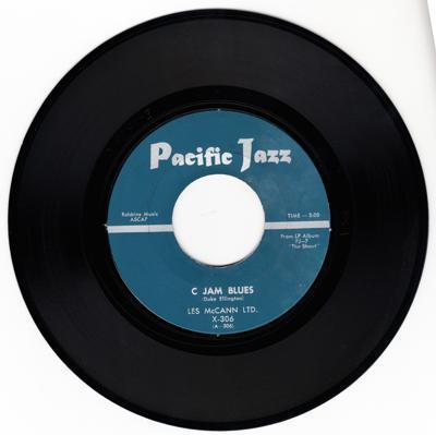 C Jam Blues/ The Shout
