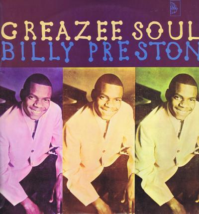 Greazee Soul/ Original 1969 Uk Press