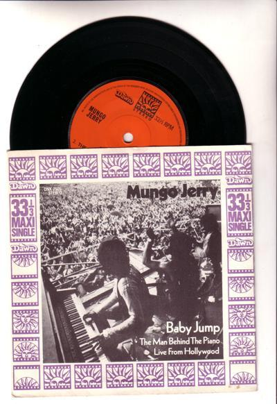 Baby Jump + The Man Behind The Piano/ Live In Hollywood