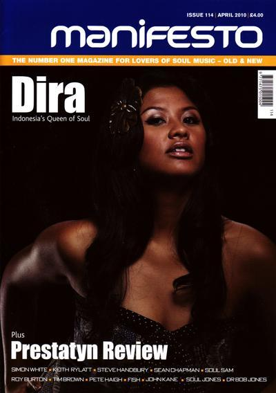 Manifesto Issues 114/ Dira Indionesias Queen Of Soul