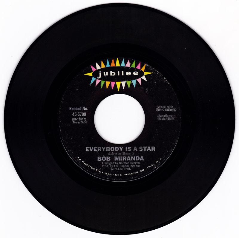 Everybody Is A Star/ Evergreen