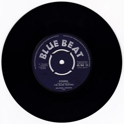 Blues Busters - Donna / You're Driving Me Crazy - Blue Beat 45/BB 55