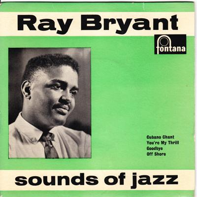 Sounds Of Jazz/ 1958 4 Track Ep With Cover