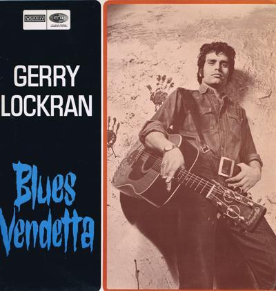 Blues Vendetta/ Original 1967 Uk Press