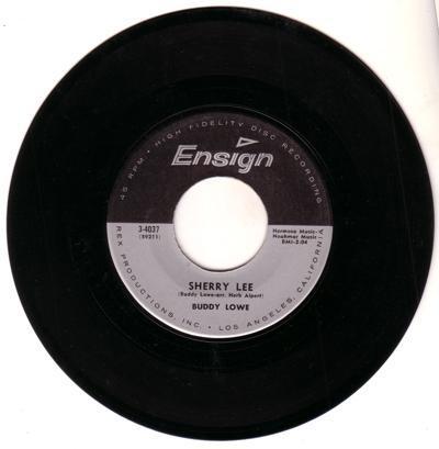 Sherry Lee/ Oh It's Wonderful