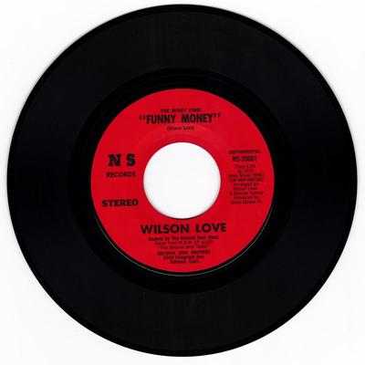 Wilson Love & The Natural Sound Band  - Funny Money ( vocal / instrumental ) - Natural Soul NS 35001