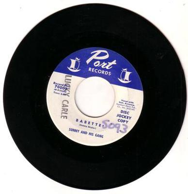 Image for Babette/ I'm A Rollin'