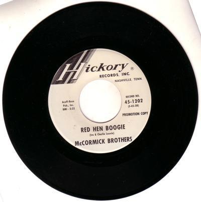 Red Hen Boogie/ The Bluegrass Express