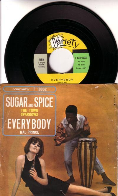 Everybody/ Sugar And Spice