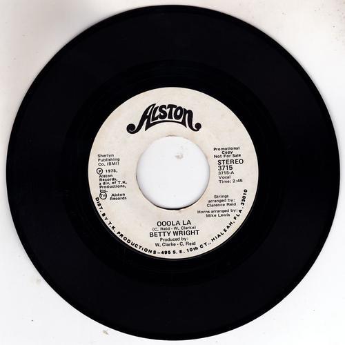 Ooola La/ Same: 2.45 Stereo Version