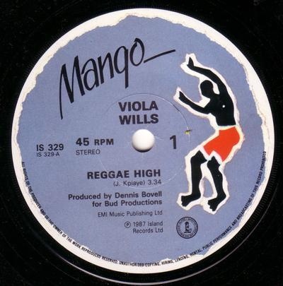 Keep On Comin'/ Reggae High