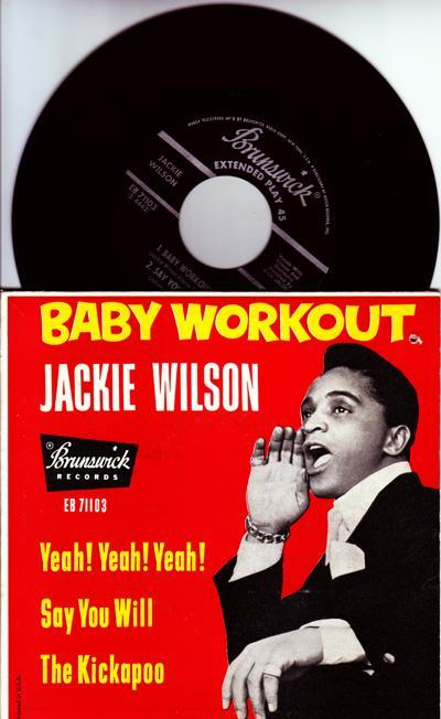 Baby Workout/ 4 Track Ep Ps