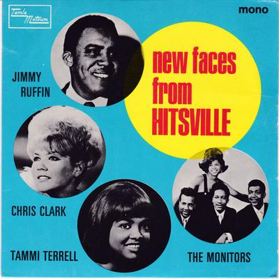 Various Artists - New Faces From Hitsville / featuring Tammi Terrell, Chris Clark, Jimmy Ruffin, The Monitors - Tamla Motown TME 2014