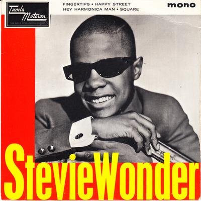 Stevie Wonder - Stevie Wonder / 1965 UK 4 track EP with cover - Tamla  Motown TME 2006