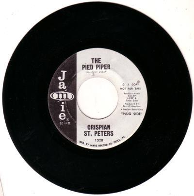 The Pied Piper/ Sweet Dawn My True Love