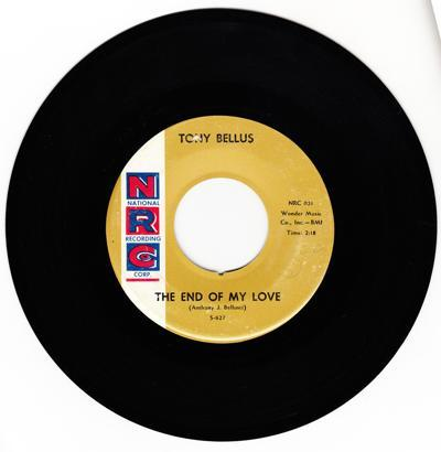 The End Of My Love/ The Echo Of An Old Song