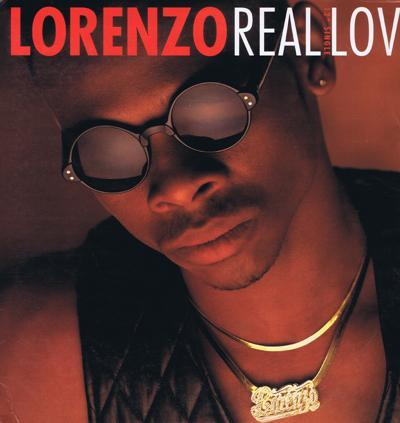 "Real Love/ 5 Track 12"" With Pic Cover"