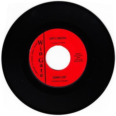 Stitt's Groove/ Marr's Groove