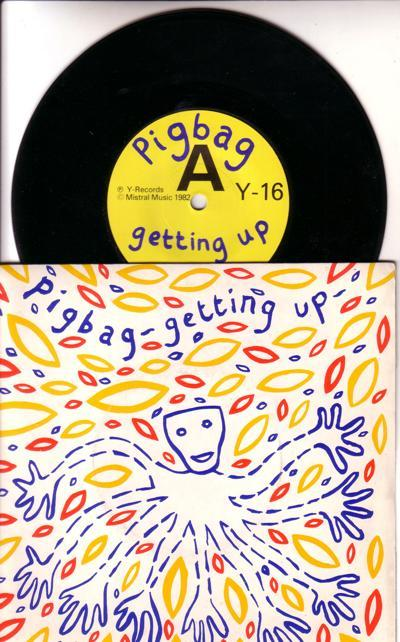 Gettting Up/ Go Cat