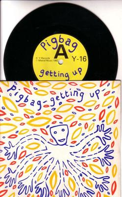 Image for Gettting Up/ Go Cat
