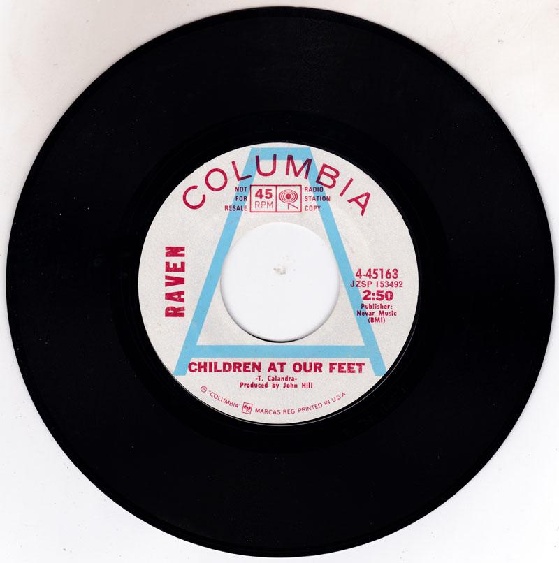Children At Our Feet/ Here Come A Truck