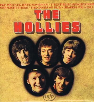 Hollies/ 1972 Press Of 1967 Recordings
