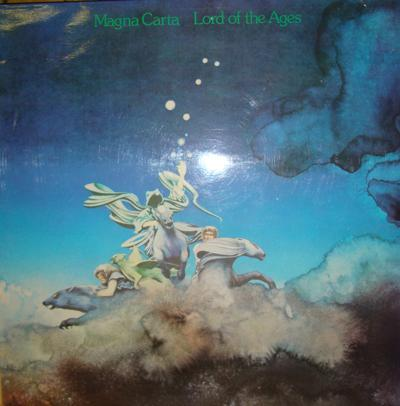 Lord Of Ages/ Swirl Label 1973 Italian Press