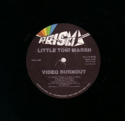 Video Burnout/ Video Burnout Dub
