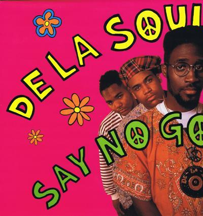 Say No Go/ House Of Love+say No Dope M
