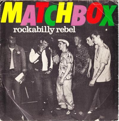 Rockabilly Rebel/ I Don't Wanna Boogie Alone
