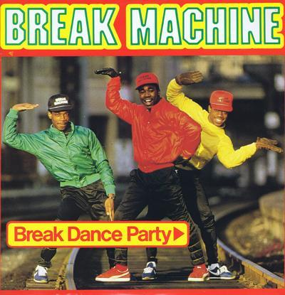Break Dance Party/ 6:34 + 4:20 Dub Mixes