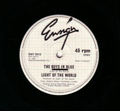 Image for The Boys In Blue/ 2 Mixes + This Is This