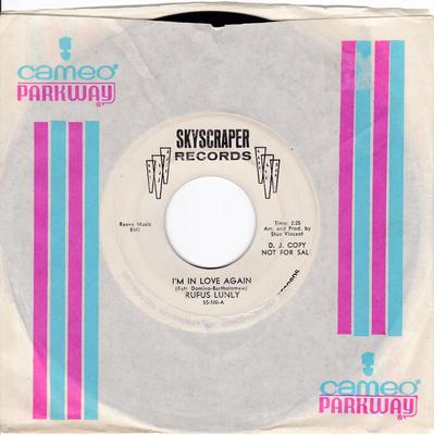 Rufus Lunley - I'm In Love Again / Pinnochio - Skyscraper SS 500 DJ