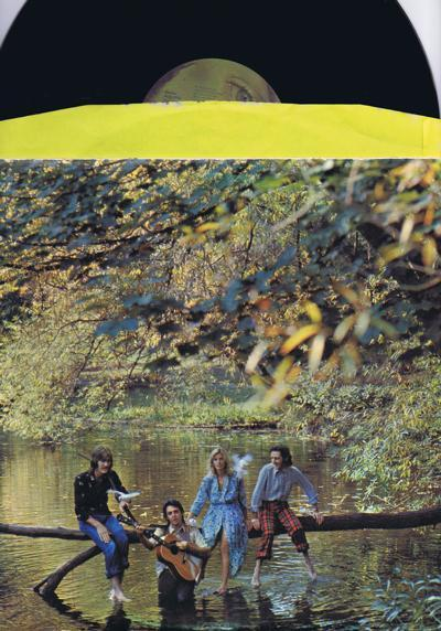 Wild Life/ Original 1971 Uk Stereo Press