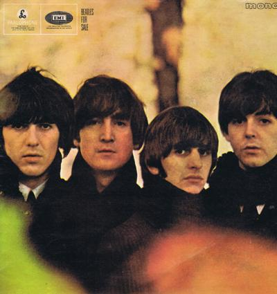 Beatles For Sale/ 1964 Mono In Gatefold