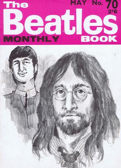 Beatles Monthly Book 70/ Original May 1969