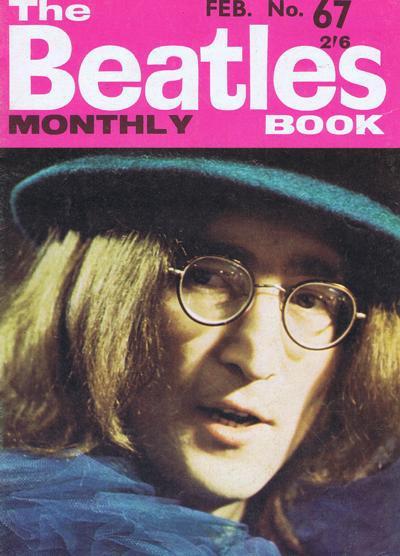 Beatles Monthly Book 67/ Original February 1969