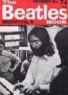 Image for Beatles Monthly Book #74/ Original September 1969 Copy