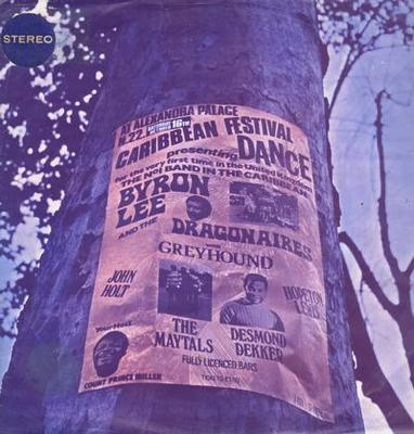 Image for Caribbean Dance Festival/ Rare 1971 Uk Press