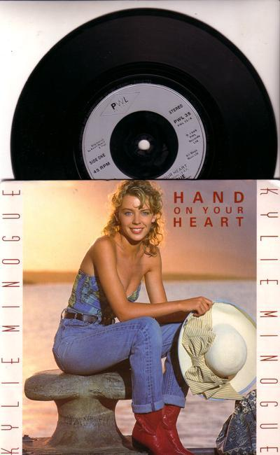 Hand On Your Heart/ Just Wanna Love You