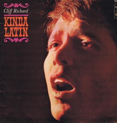 Kinda Latin/ 1966 Uk Mono Press