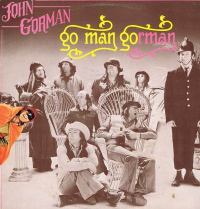 Go Man Gorman/ 1977 Uk Press