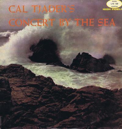 Concert By The Sea/ Rare 1961 Uk Press