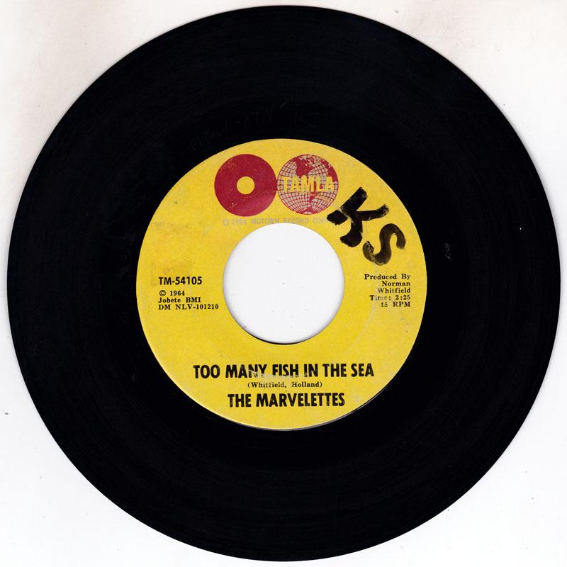 Too Many Fish In The Sea/ A Need For Love