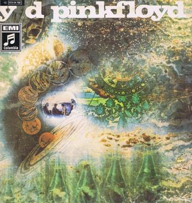 Image for A Saucerful Of Secrets/ A Saucerful Of Secrets