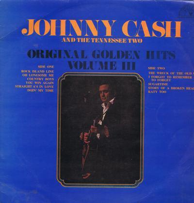 Original Golden Hits Volume 3/ Original 1969 Uk Press