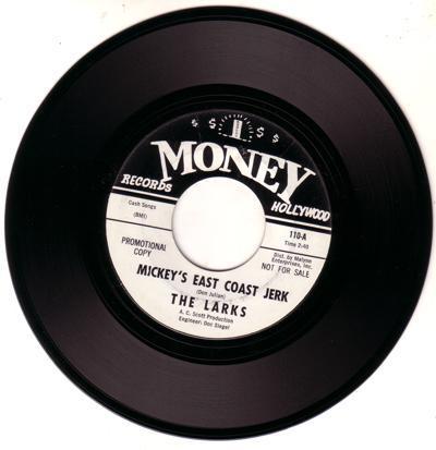 Mickey's East Coast Jerk/ The Slauson Shuffle